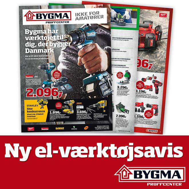 Bygma Proff avis