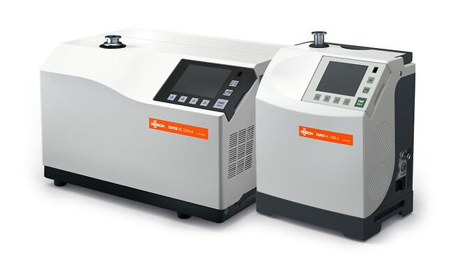 Buschs nye leak detectors fås i to versioner til både mobil og stationær detektion, måling og dokumentation af lækager i vakuumsystemer eller komponenter
