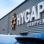 Hygaps kontor i Oskarström