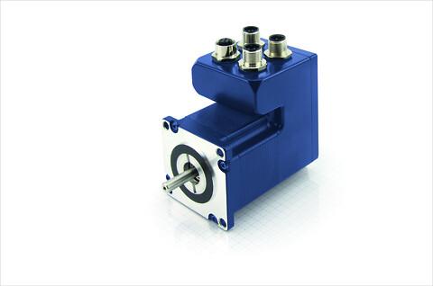 Bortslös motor med integrerad controller - Motor\nethercat\nintelligent controller\nnanotec\nsolectro\nautomation