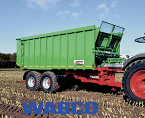 Bremseteknik påhængskøretøjer, Skov & Landbrug (OHV)