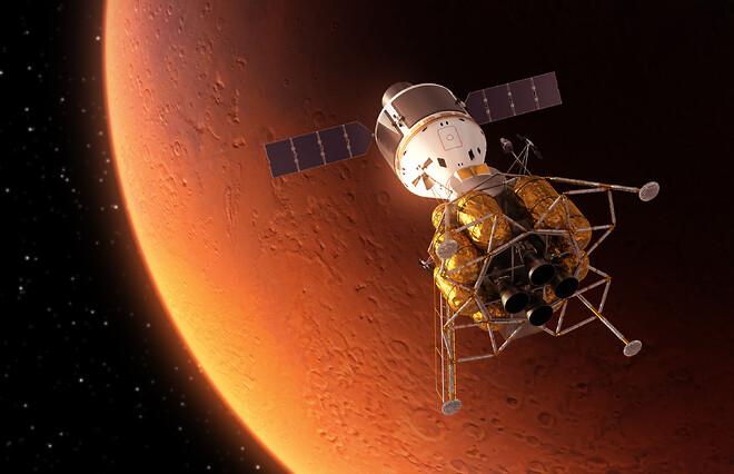 Busch Vacuum Solutions stödjer forskningen kring rymdfärder