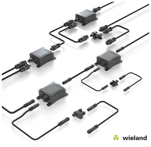 Filosofien bag Wielands RST-stik? - Wieland Electrics RST familie af IP69 tætte stik, for installation i fugtige omgivelser..