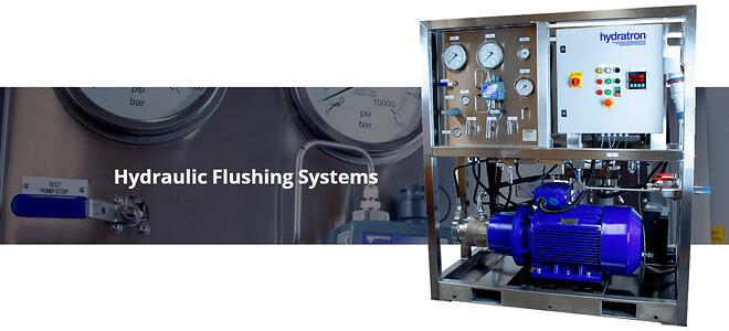 Hydraulic Flushing Systems
