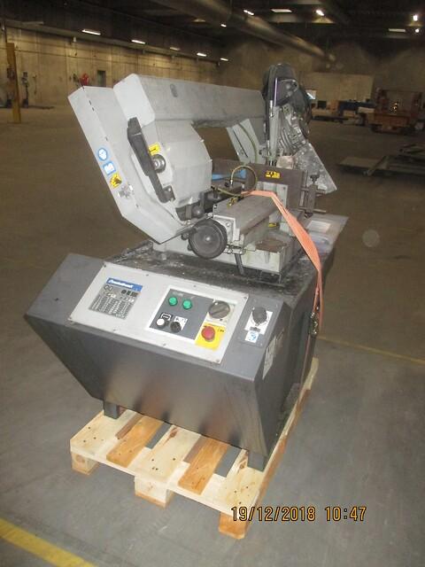 Brugt Metalkraft båndsav sælges