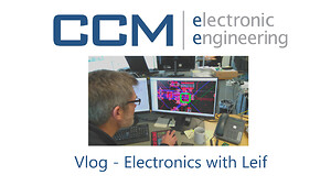 CCM Electronic Engineering Electronics PCB Hardware Development processen