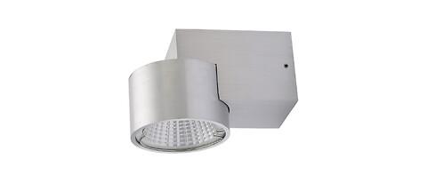 Snygg, inomhus LED-armatur som ersätter halogenlampor