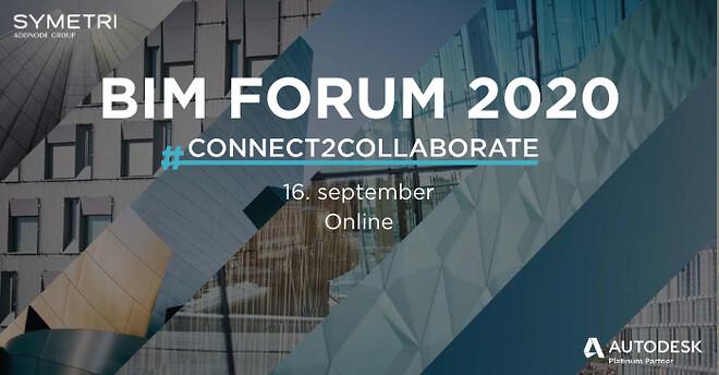 BIM Forum 2020 d. 16. september