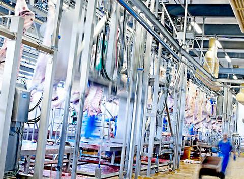 Ventilation til fødevarebranchen