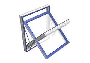 top swing vindue