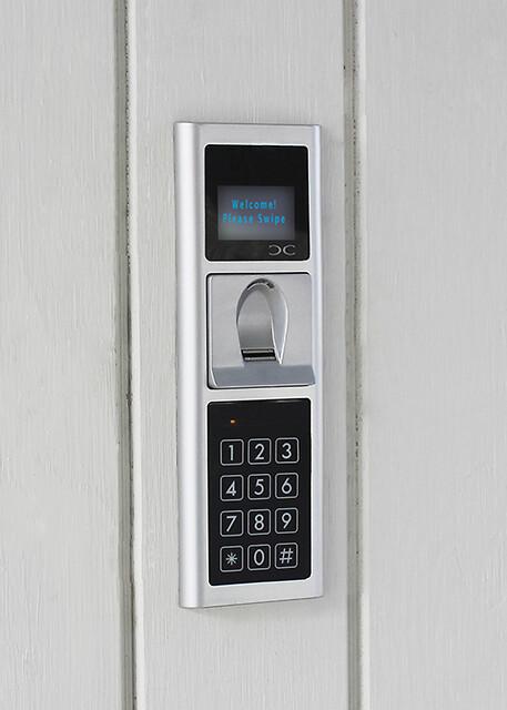 Adgangskontrol med OSDP