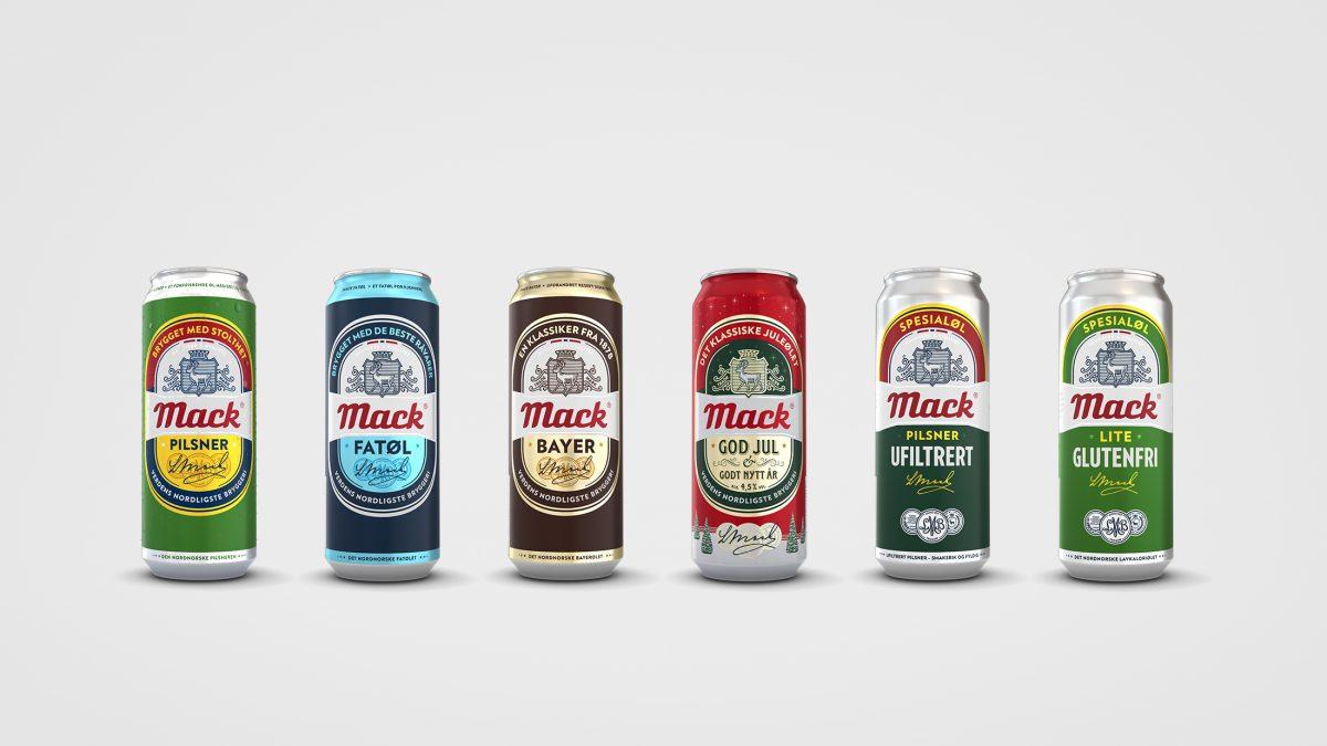 Mack øl