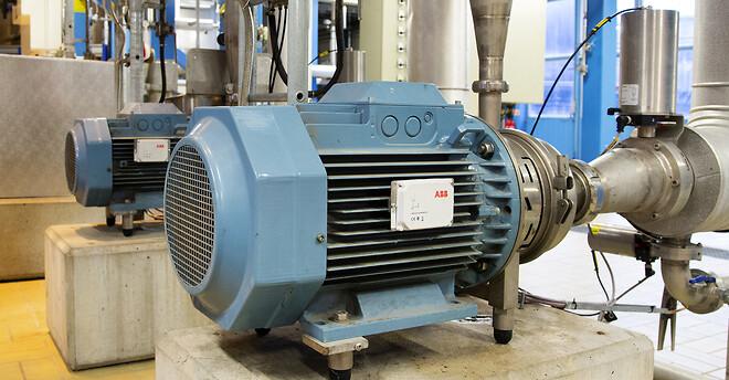motorer, ABB, smarte sensorer, sikkerhed, produktion