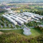 New University Hospital in Odense