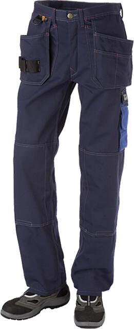 Arbejdsbukser, marine/kongeblå - 9204