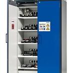 SmartStore skab til opladning af lithium-ion-batterier