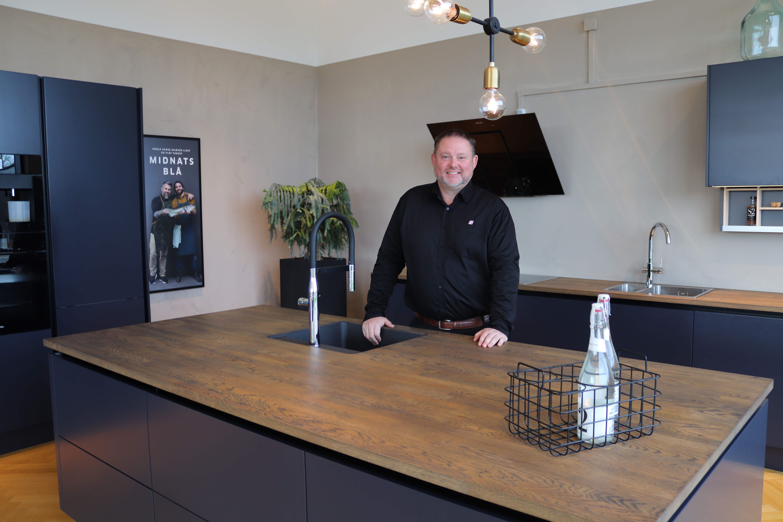 Picture of: Lars Har Overtaget Hth Hillerod Nu Skal Synligheden I Hojsaedet Wood Supply Dk