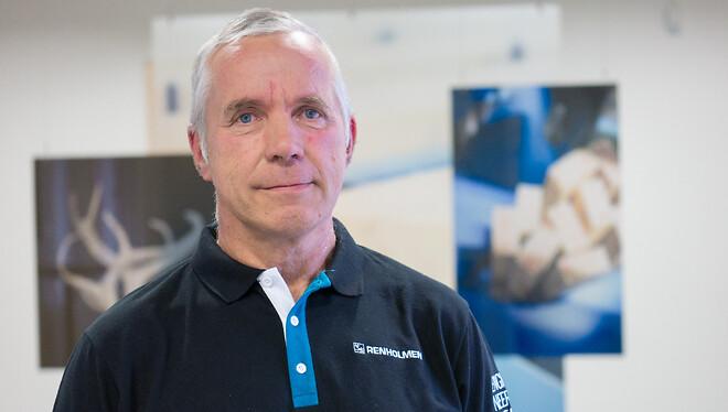 Eero Heikkinen har anställts av Renholmen AB.