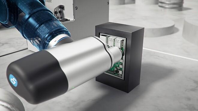 OnRobot Plug&Play intelligent skruvmejsel