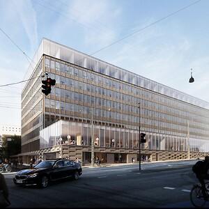 Strandgade7 Hotelprojekt bruger Spine