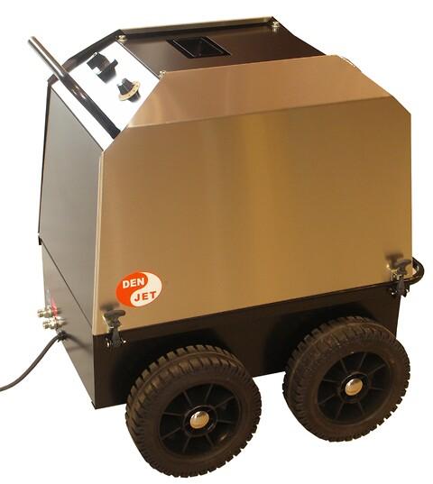 Den-Jet Hotbox fra Norclean AS