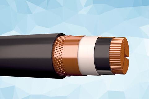 FXQJ-EMC  1 kV skærmet installationskabel