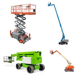 Riwal Danmark får 4 nye maskiner