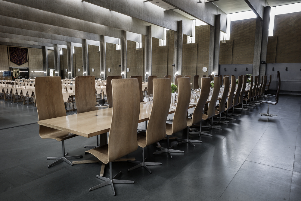 Photo Republic of Fritz Hansen 2 & Oxford - A remake of a classic - Nordic Design News