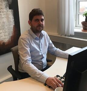 Rasmus Davidsen, Holtab Danmark