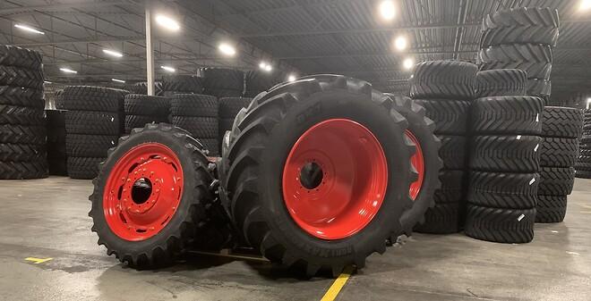 BKT-Tires Gripen Wheels