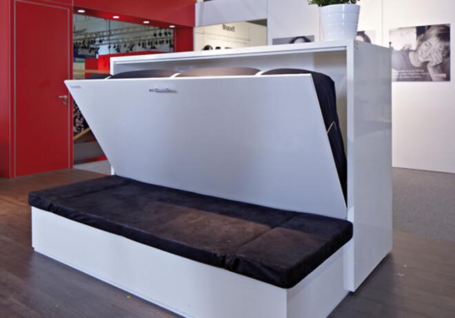 seng med skrivebord Klapsenge fra Häfele   Building Supply DK seng med skrivebord