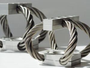 CAVOFLEX® stålwiredæmpere