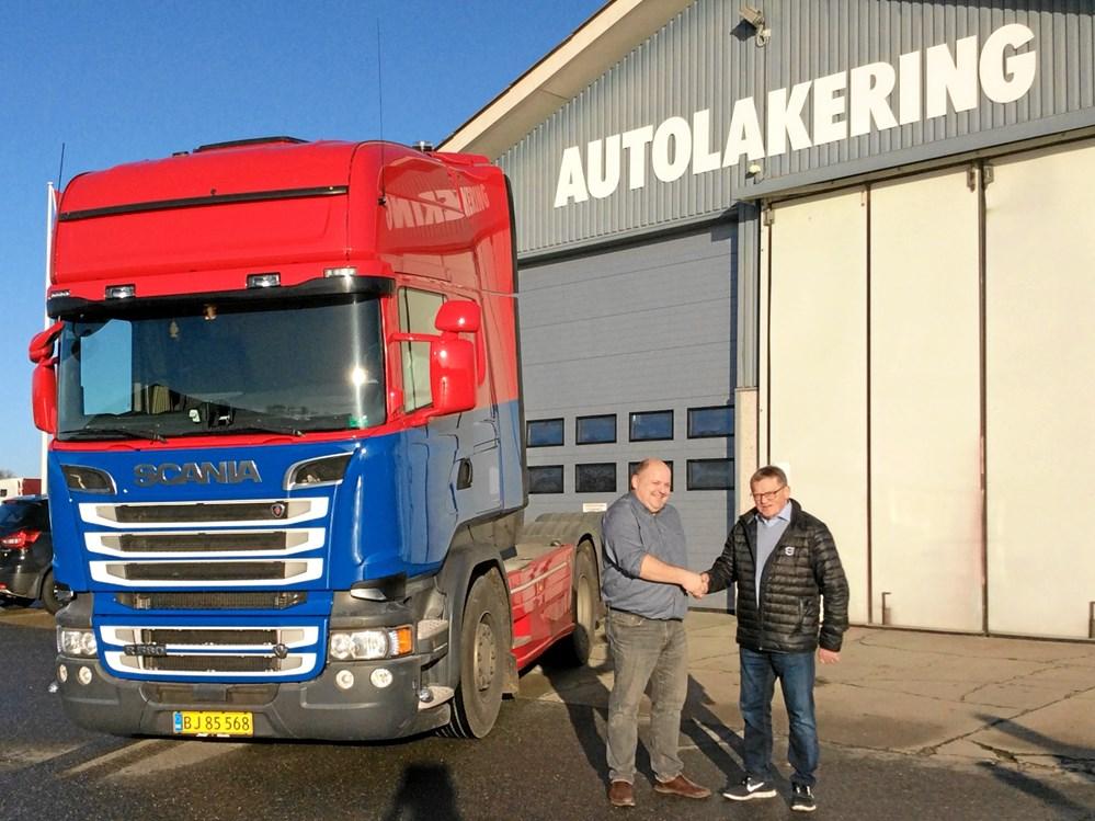 Generationsskifte Hos Autolakerer Transportmagasinet