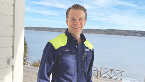 Jukka Kivelö, General Manager, Sales Unit Scandinavia, Ovako.
