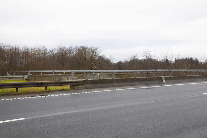 Fiskebækbroen broautoværn DAV NORDIC