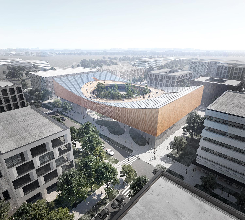 109939d2706 Kendt dansk arkitektfirma vinder museum i Sverige - Licitationen