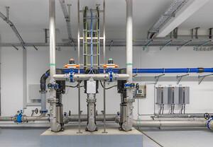 Kondensation skapar problem i vattenverk - avfuktning är lösningen