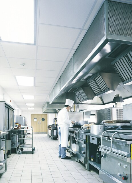 Godt lydmiljø i storkøkkener