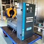 Kvävgasgenerator NGM med membranteknologi från Atlas Copco