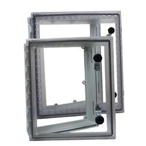 Fibox - inspektionsvindue 2