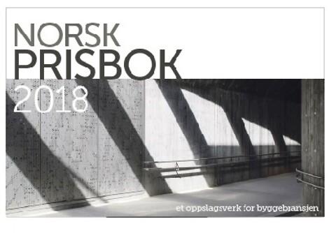 Norsk Prisbok 2018