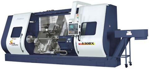 JOHNFORD CNC produktionsdrejebænke ST 40, ST 130D og ST 240D.