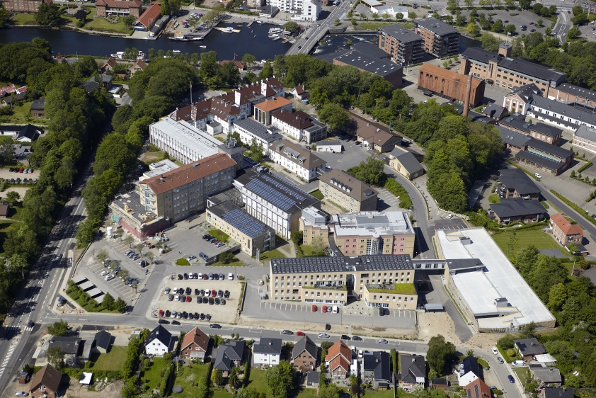 silkeborg sygehus bygning 6