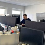 I Glostrup samler Nordkysten medarbejderne fra alle specialer – anlæg og infrastruktur, klimasikring, vand, kloak og fjernvarme, fiber og elforsyning – tættere på kunderne i Hovedstaden og den sydlige halvdel af Sjælland.
