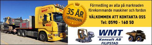 Värmlands Maskin O Transportkonsult AB WMT-konsult