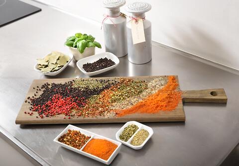 Fokus på krydderiblandinger