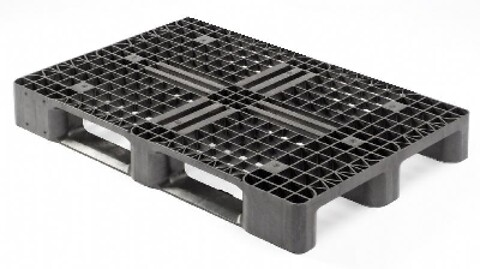 Brugte plastpaller - QPM3RR 120x80