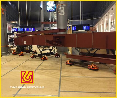 Transportruller fra Fyns Kran Udstyr A/S - transportruller-fyns-kran-udstyr