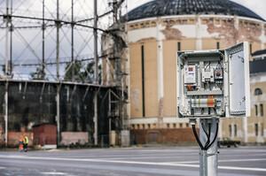 ARCA IEC kapslinger fra Fibox