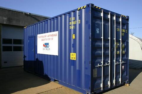 Dampkedelcentral 1600 kg/h x 10 bar - Udlejes hos Chr. Møller A/S
